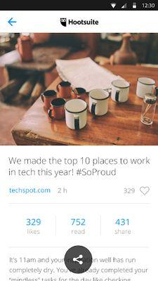 Hootsuite Amplify Image 2