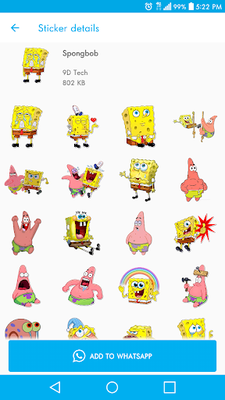 new stickers for whatsapp - wastickerapps free apk - free download app for android