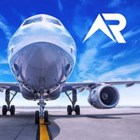 Ícone do Real Flight Simulator