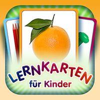 Lernkarten für Kinder Icon