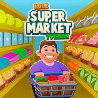 Idle Supermarket Tycoon - Geschäft Sführungs Spiel Icon