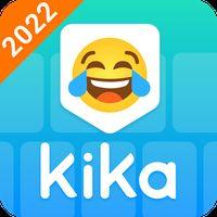 Ícone do Kika Teclado 2019 - Emoji, GIFs
