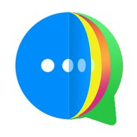Ícone do Messenger Pro Lite for Messages,Text & Video Chat