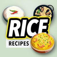 Εικονίδιο του Δωρεάν συνταγές ρυζιού: ριζότο, συνταγές