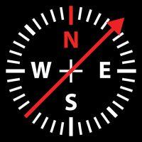 Icône de Boussole : Digital Compass