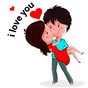WAStickerApps: Love Stickers Pack for whatsapp
