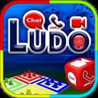 Ludo Chat | Live Video Call, Voice Call on Ludo. icon