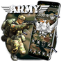 Army Military Force Theme