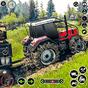 cadena remolque tractor empujar simulador