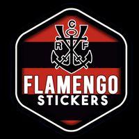Ícone do Stickers de Flamengo para WhatsApp (WAStickerApps)