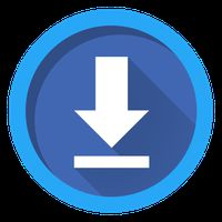Иконка Video Downloader for Facebook