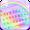 Galaxy Rainbow Klavye Teması