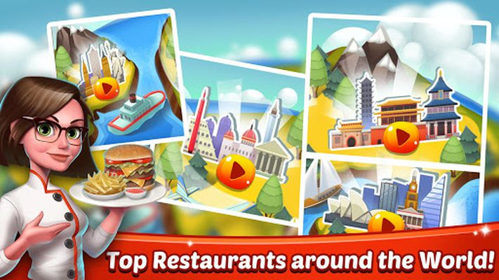 Image 4 of Cooking World Cooking Games Food Restaurant