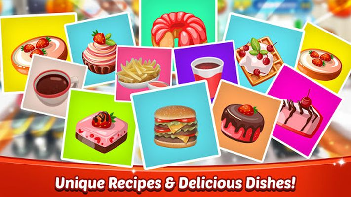 Image 2 of Cooking World Cooking Games Food Restaurant