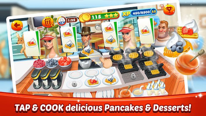 Image of Cooking World Cooking Games Food Restaurant