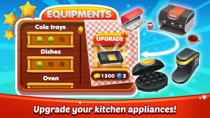 Image 1 of Cooking World Cooking Games Food Restaurant