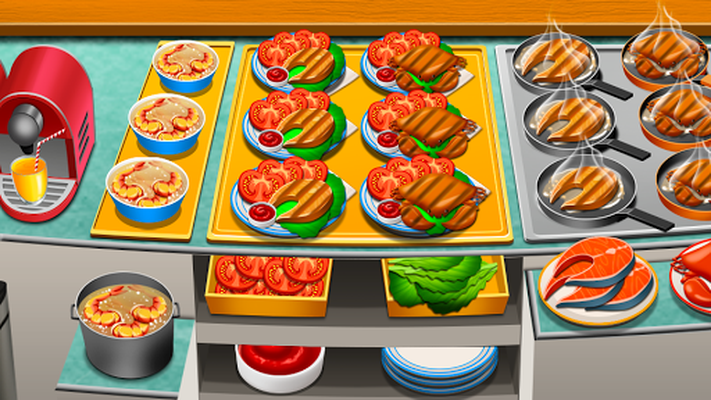 Image 8 of Cooking World Cooking Games Food Restaurant