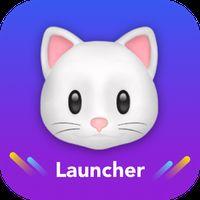 Ícone do apk Magic Launcher - Memoji & 3D Theme, Live Wallpaper