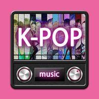 Ícone do K-POP Korean Music Radio