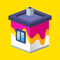 Icône de House Paint