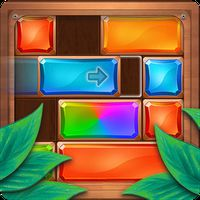 Falling Puzzle Icon