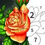 Colorir Número: jogo colorir por números grátis