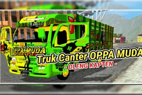 LIVERY BUSSID MOD TRUCK Indonesia screenshot apk 5