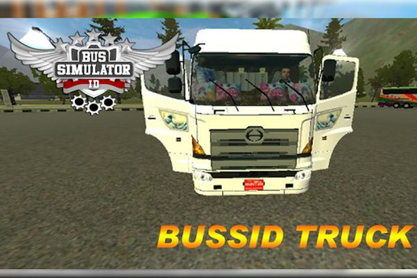 LIVERY BUSSID MOD TRUCK Indonesia screenshot apk 0
