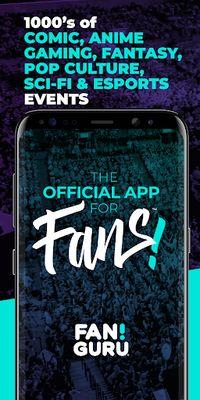 Image 4 of FAN GURU: Events, Conventions, Communities, Fandom
