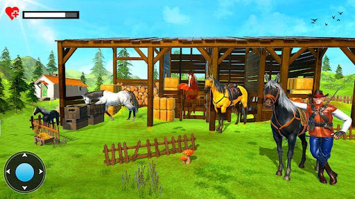 Image 2 of Wild Horse Family Simulator: Horse Games