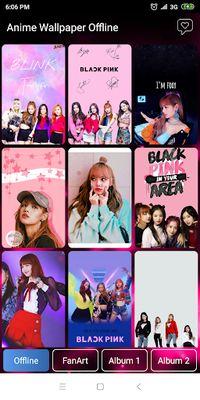 Image 5 of Black Pink Wallpaper - All Member