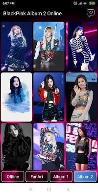 Image 1 of Black Pink Wallpaper - All Member