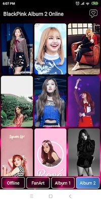 Image from Black Pink Wallpaper - All Member