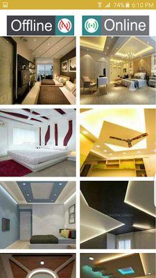 Image 1 of Modern Ceiling Design