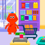 My Monster Town - Supermarket Grocery Store Games  APK