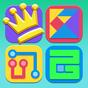 Puzzle  King - coleção de jogos