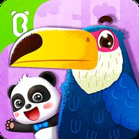 Ícone do apk Reino dos Pássaros do Bebê Panda