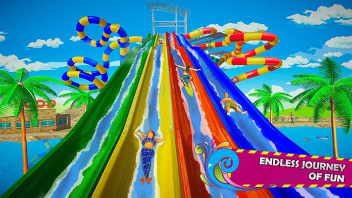 Image 8 of Stuntman Water Surfing Slide Adventure: Park