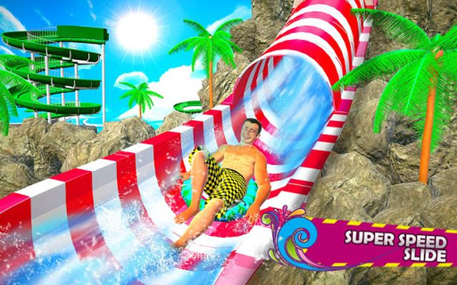 Image 3 of Stuntman Water Surfing Slide Adventure: Park