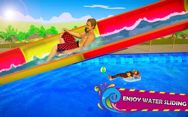 Image 19 of Stuntman Water Surfing Slide Adventure: Park