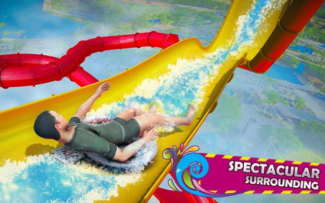 Image 17 of Stuntman Water Surfing Slide Adventure: Park
