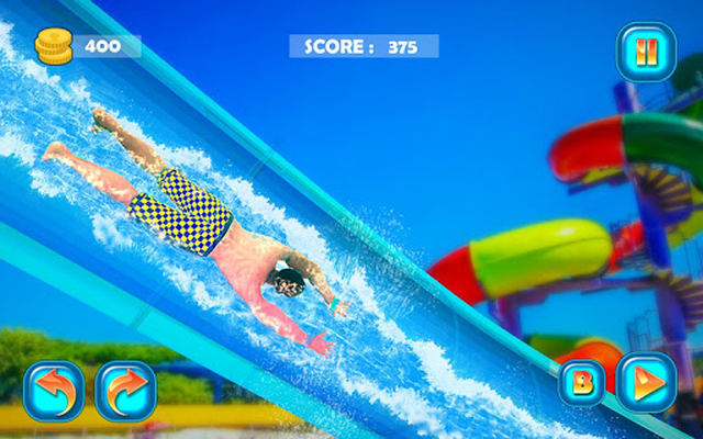Image 12 of Stuntman Water Surfing Slide Adventure: Park