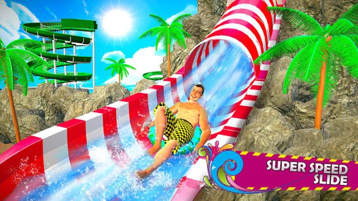 Image 10 of Stuntman Water Surfing Slide Adventure: Park