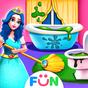 Princesa adora limpeza - jogar jogos de casa