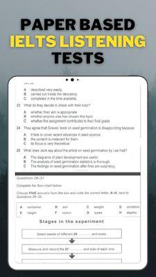 Image 9 of IELTS Listening