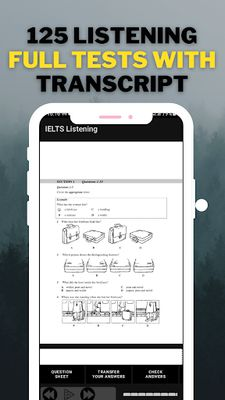 Image 3 of IELTS Listening