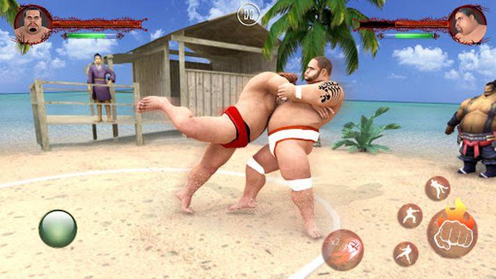Image 7 of Sumo Wrestling 2019: Live Sumotori Fighting Game