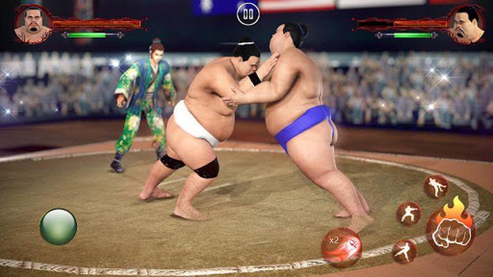 Image 6 of Sumo Wrestling 2019: Live Sumotori Fighting Game