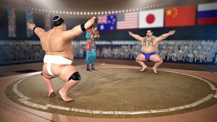 Image 5 of Sumo Wrestling 2019: Live Sumotori Fighting Game
