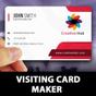 Cartão de visita criador Cartão Fazendo Aplicativo